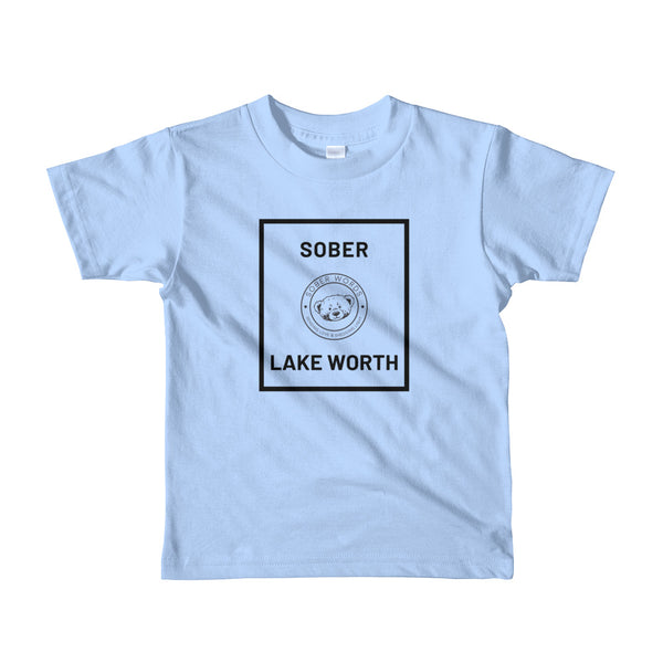 Sober Lake Worth kids t-shirt