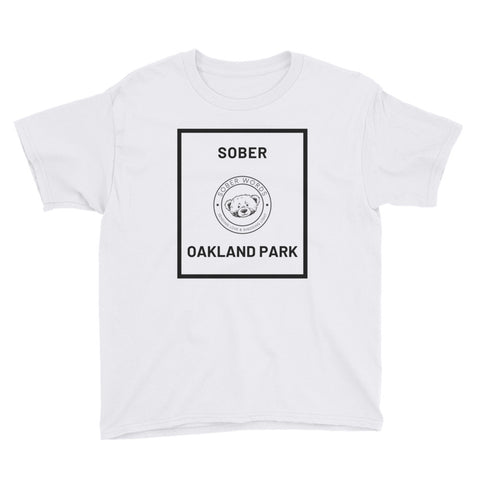 Sober Oakland Park Youth T-Shirt