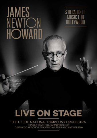 James Newton Howard European Programme (November 2017)