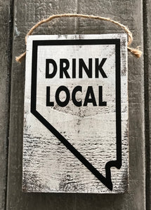 Drink Local Nevada Outline
