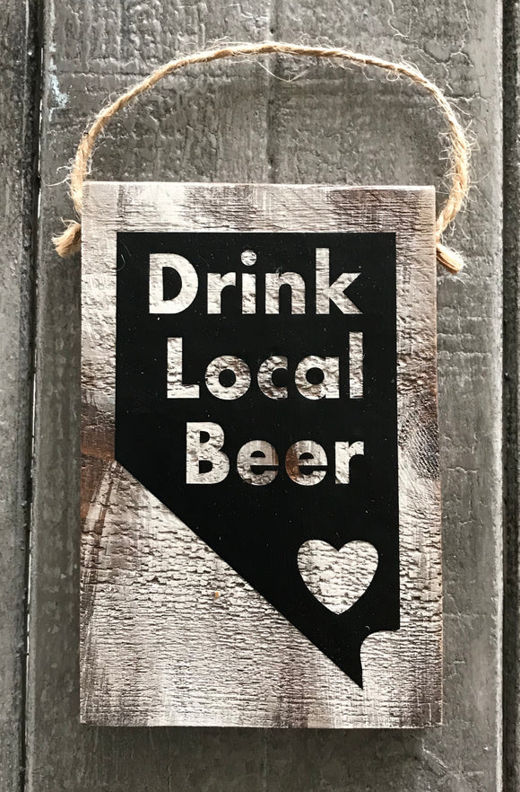 Drink Local Beer Nevada Las Vegas