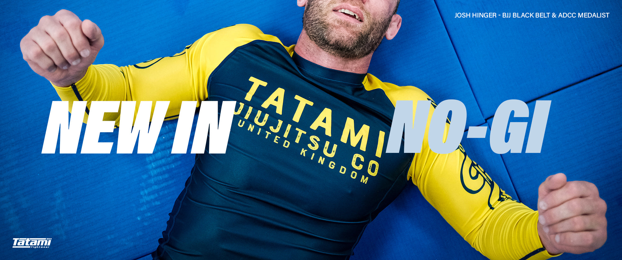 New In Men's No Gi