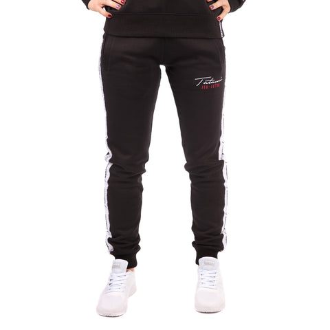 Ladies Autograph Joggers - Black