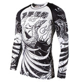Phoenix Rising Rash Guard