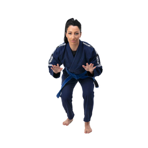 Ladies Dweller Gi - Navy