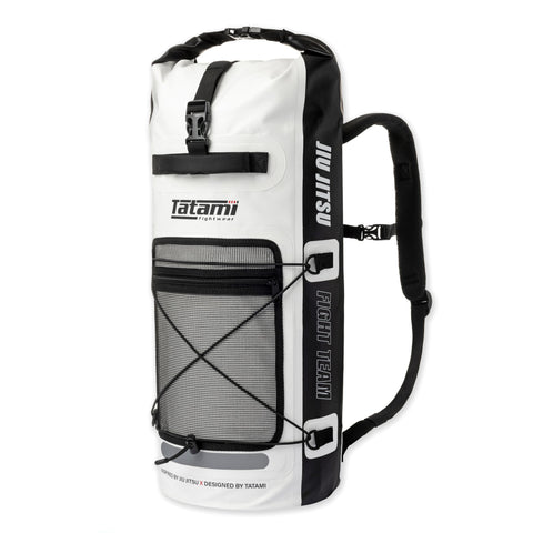 Drytech Gear Bag White & Black