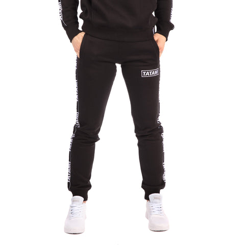 Ladies Dweller Joggers - Black