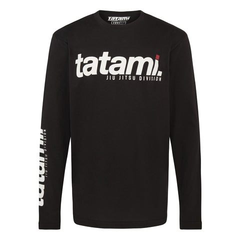 Base Collection - Black Long Sleeve T-Shirt