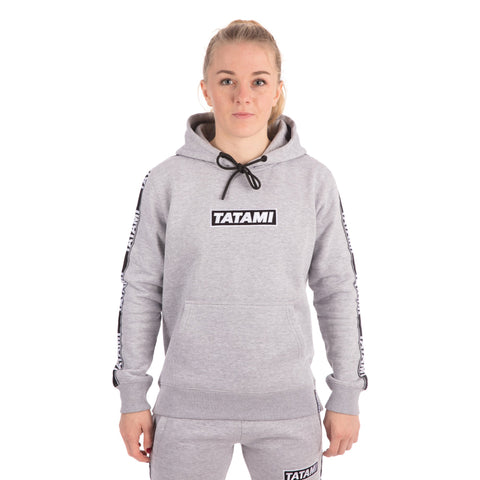 Ladies Dweller Hoodie - Grey