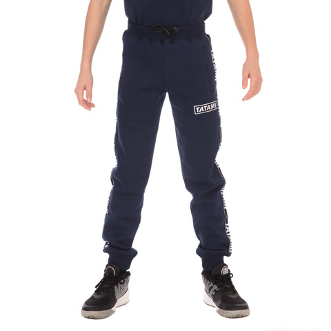 Kids Dweller Joggers - Navy