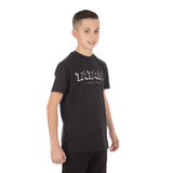 Kids Shadow Tshirt - Black
