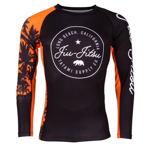 California Rash Guard