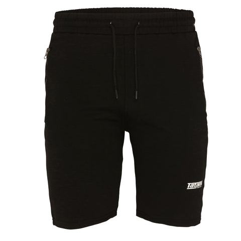 Absolute Black Slim Fit Shorts