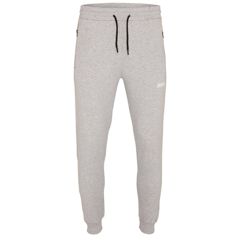 Absolute Grey Tapered Trackpants