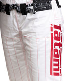 LADIES ESTILO 6.0 WHITE & Crimson