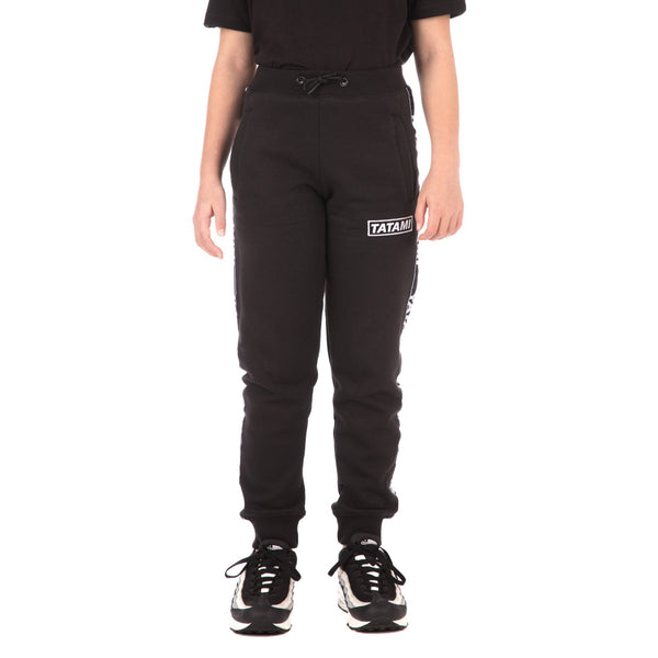 Kids Dweller Joggers - Black