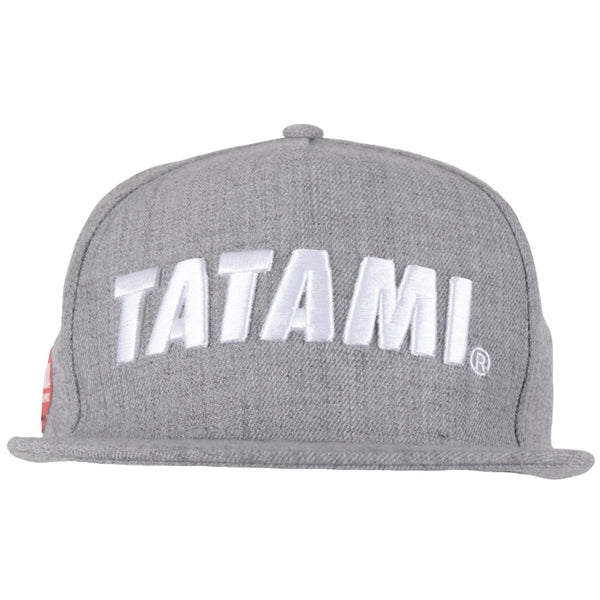 Tatami Original Heather Grey Snapback