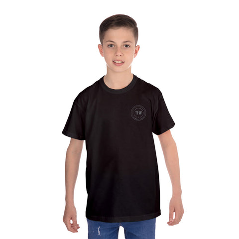 Kids Iconic T-Shirt Black