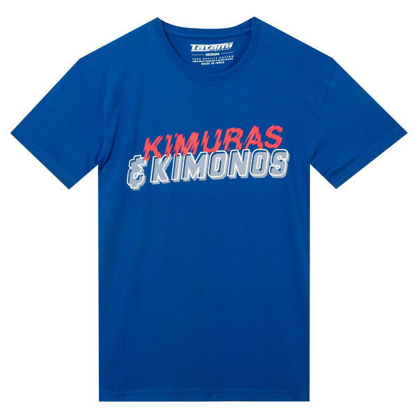 Kimuras SS T-Shirt Royal Blue