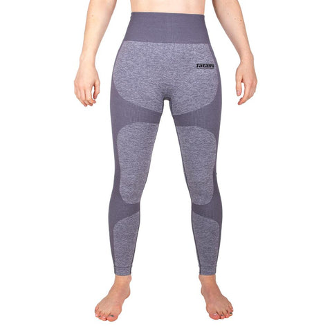 Ladies Fitnesss Leggings - Dark Grey