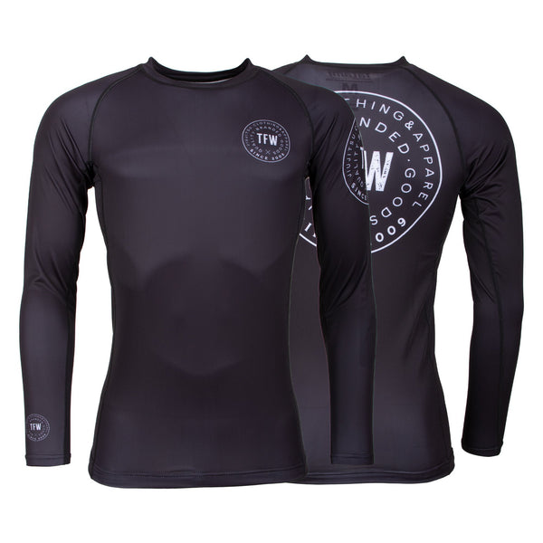 Iconic Long Sleeve Rash Guard