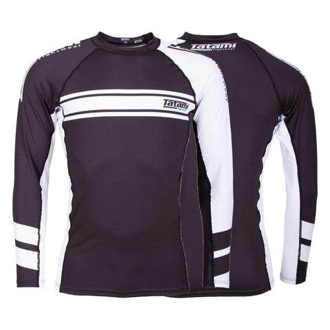 Inversion Long Sleeve Rash Guard
