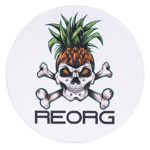 ReOrg Pineapple Skull Patch