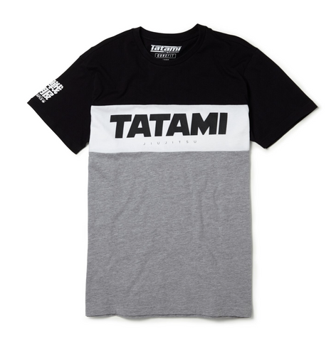 Essential Tri Panel T-Shirt