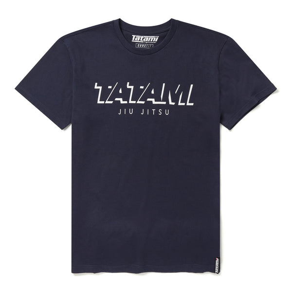 Shadow Collection Tshirt - Navy