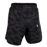 Standard Edition Black Digital Camo Grapple Fit Shorts