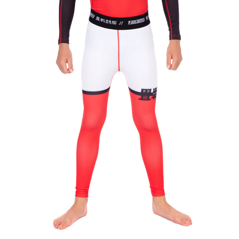 Kids Super Grappling Spats