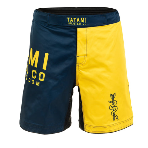 Supply Co Navy Grappling Shorts