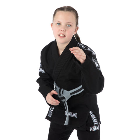Kids Dweller Gi - Black