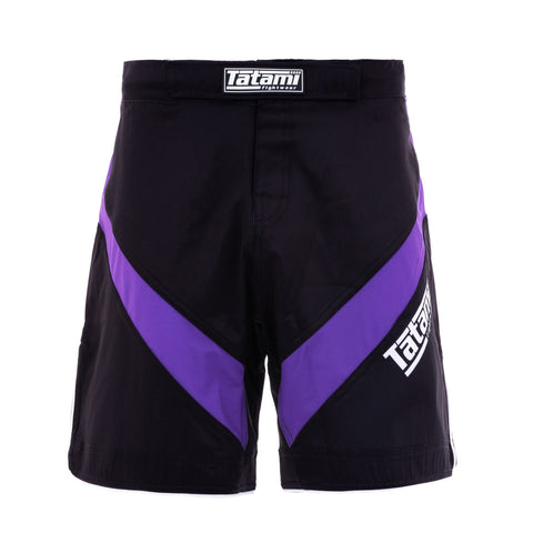 IBJJF 2020 Ranked Dynamic Fit shorts - Purple