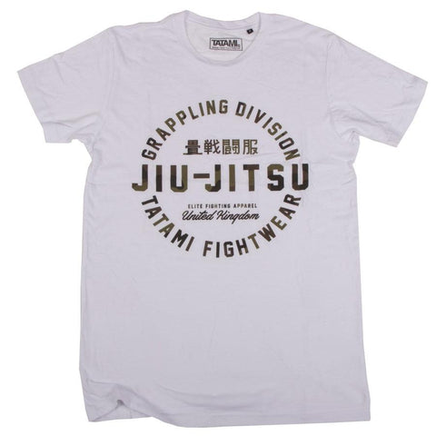 Official Jiu Jitsu Camo T-Shirt