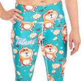 Ladies Hamster Leggings