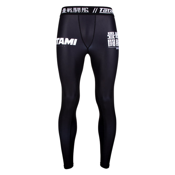 IBJJF Black Spats Mens