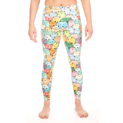 Ladies Funky Feline Leggings