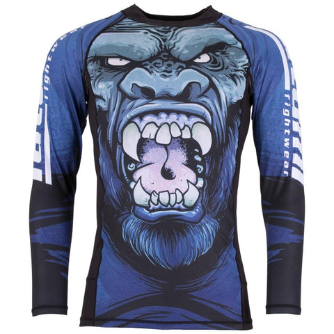 Gorilla Smash Rash Guard
