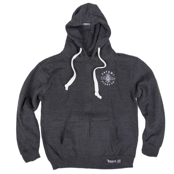 Grappling Division Zip Up Hoodie