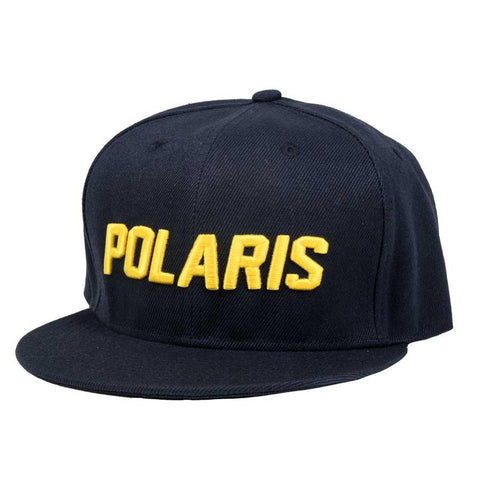 Polaris Navy Snapback