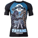 Kids Sao Paulo Rash Guard