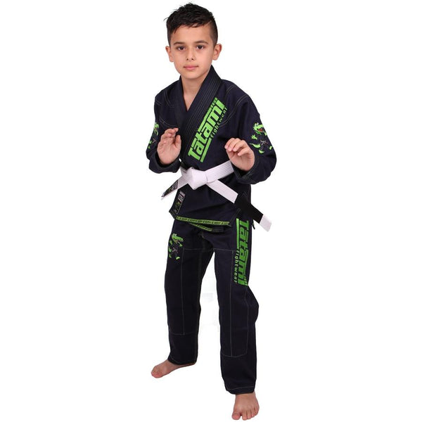 NEW Meerkatsu Kids Animal Gi - Navy