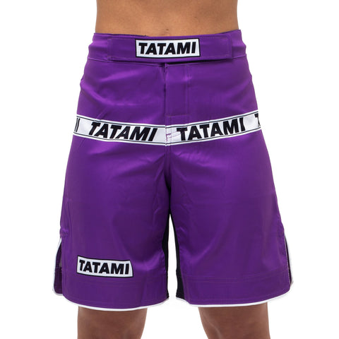 Ladies Dweller shorts - Purple