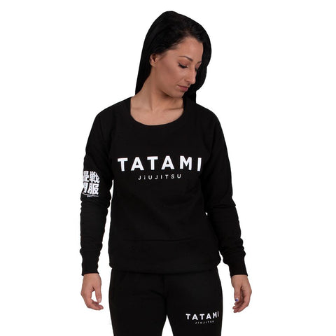 Ladies Original Sweatshirt - Black