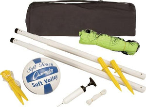 Deluxe Volleyball Set