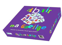 Aibitir - Irish Matching Puzzle