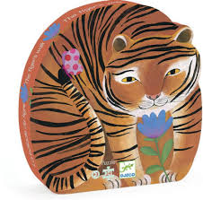 Djeco Puzzle The Tiger's Walk