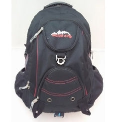 Ridge 53 Black and Red Schoolbag