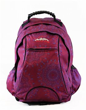 Ridge 53 Schoolbag Dark Pink